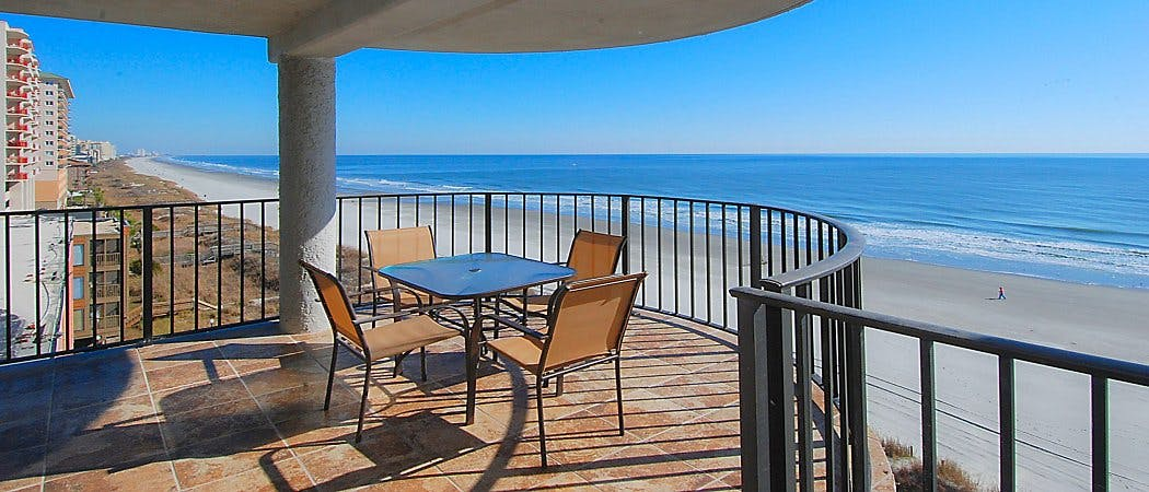 Sea Castle Myrtle Beach 3 Bedroom Condo Myrtle Beach Condo World