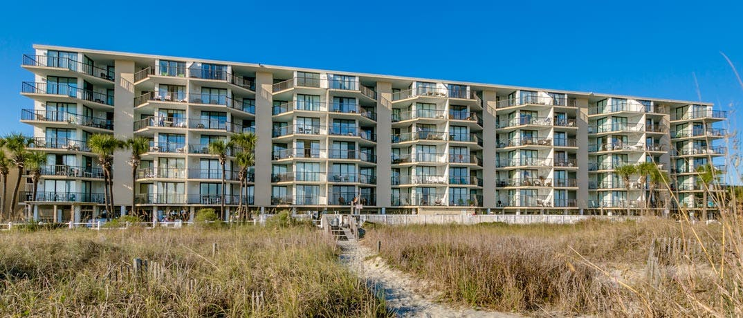 Crescent Sands North Myrtle Beach Crescent Sands Condo