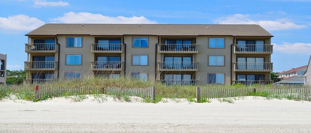 City Services Building Myrtle Beach Sc