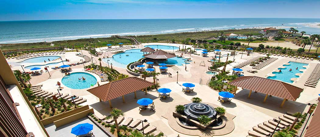 4 Bedroom Myrtle Beach Resorts