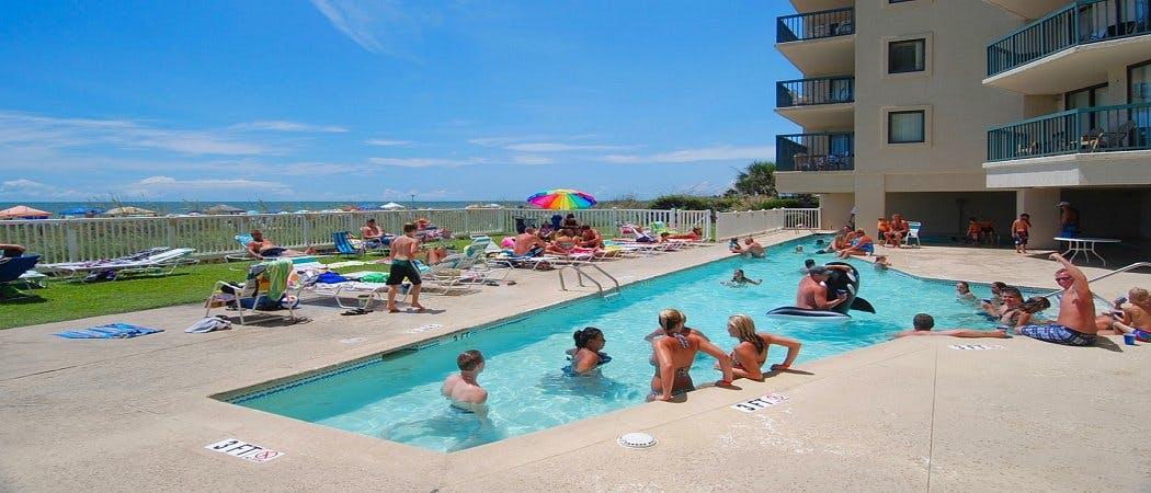 Ocean Bay Club North Myrtle Beach Ocean Bay Club Rentals
