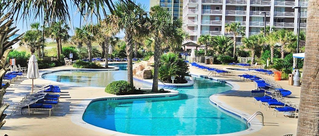 Royal Palms Myrtle Beach Luxury Rentals Myrtle Beach