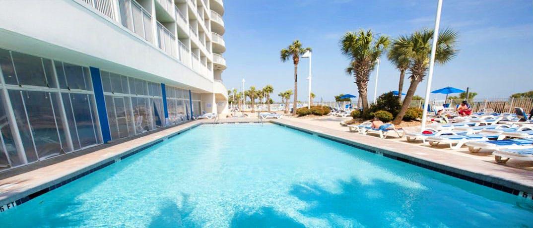 3 bedroom oceanfront suites in myrtle beach sandy beach resort myrtle beach condo rentals oceanfront