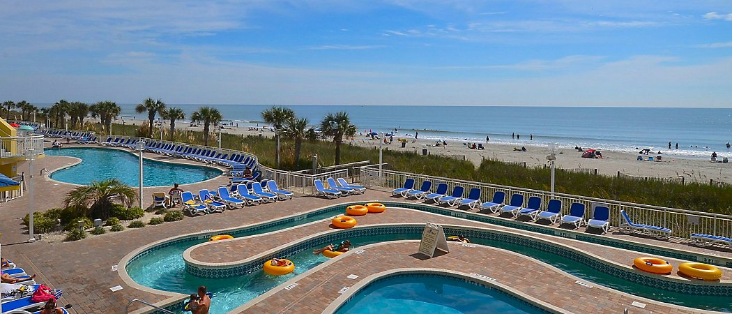 Bay Watch Resort Myrtle Beach North Myrtle Beach Condo Rentals Oceanfront