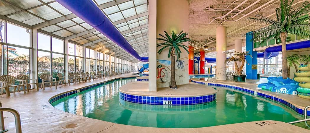 Dunes Village Resort Myrtle Beach Myrtle Beach Indoor Water Park