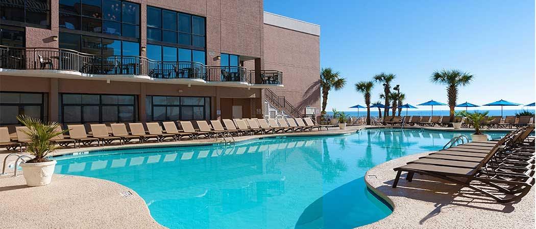 Long Bay Resort Myrtle Beach Long Bay Beach Resort