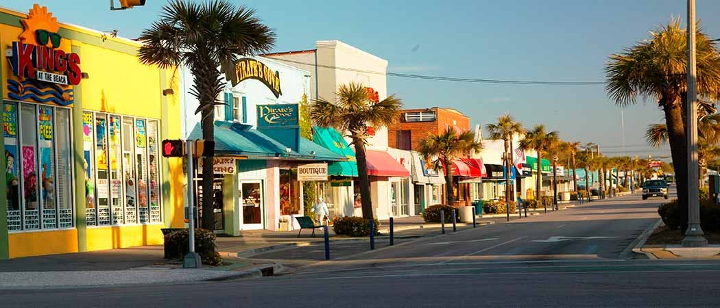 Myrtle Beach Vacation Home Sales