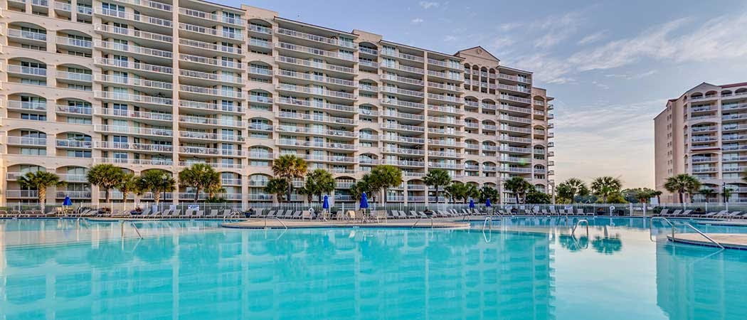 North Tower Myrtle Beach Barefoot Resort North Tower Condo World