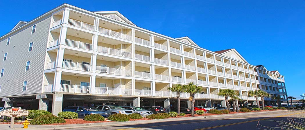 Fantastic Cherry Grove Villas North Myrtle Beach Vacation Rental Home Interior And Landscaping Oversignezvosmurscom