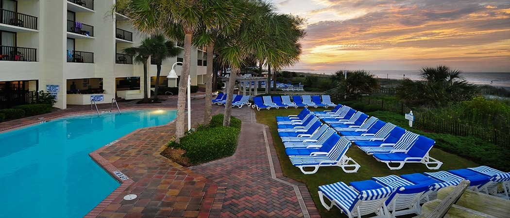 Sea Crest Oceanfront Myrtle Beach Resort Offers A Perfect Blend Of Phenomenal Value Array Generous On Site Amenities Exceptional Customer Service