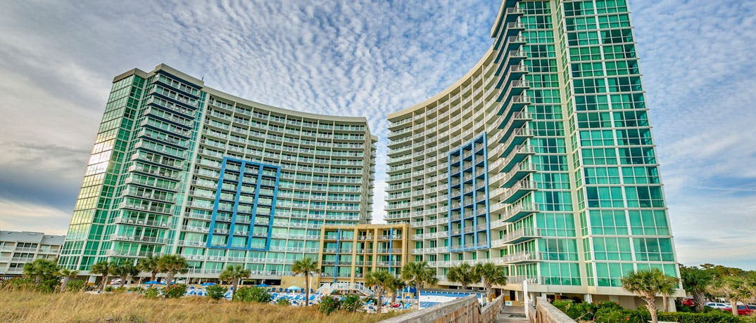 One Of The Most Por Resorts In North Myrtle Beach Avista Resort Condo Als Have Top Notch Amenities And Fantastic Location For Your Next