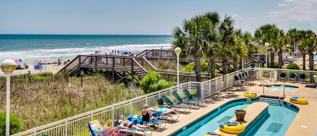 Crescent Shores Myrtle Beach Crescent Shores Condo Rentals