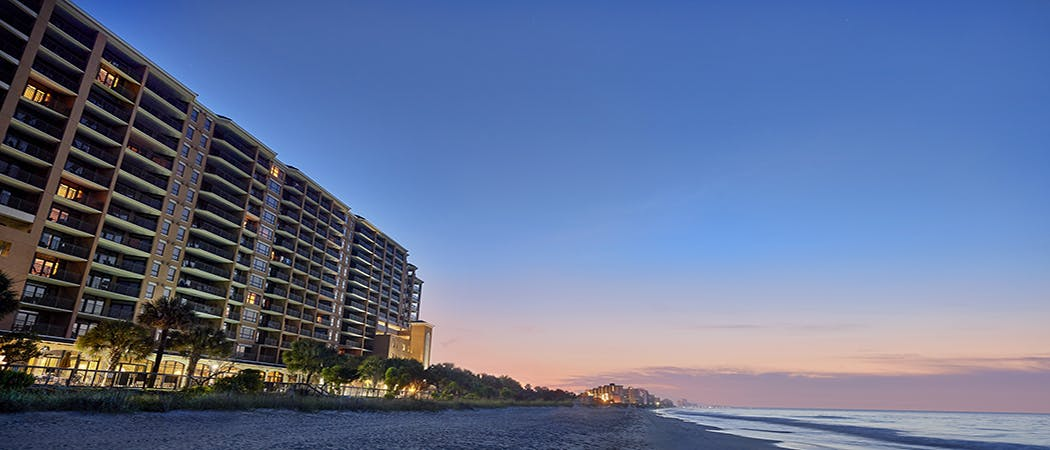 Top Rated Myrtle Beach Resorts