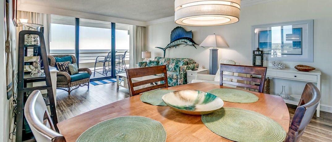 Ocean Creek Resort Myrtle Beach Oceanfront Condo Rentals