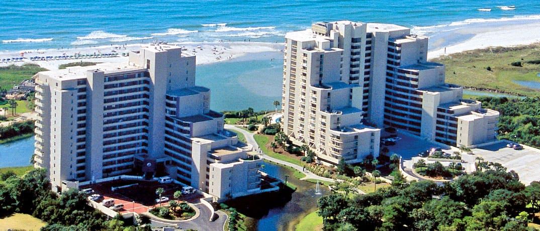 Condo Resorts In North Myrtle Beach Sc