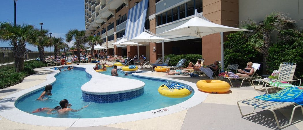 Save Up To 25 Off Winter Spring Stays Aaa 4 Diamond Resort Mar Vista Grande Is One Of North Myrtle Beach S