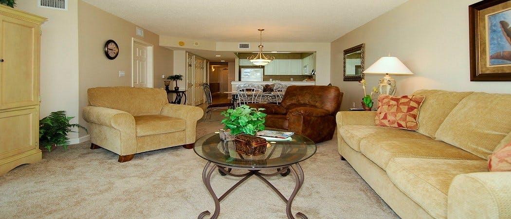 North Shore Villas North Myrtle Beach 4 Bedroom Condos