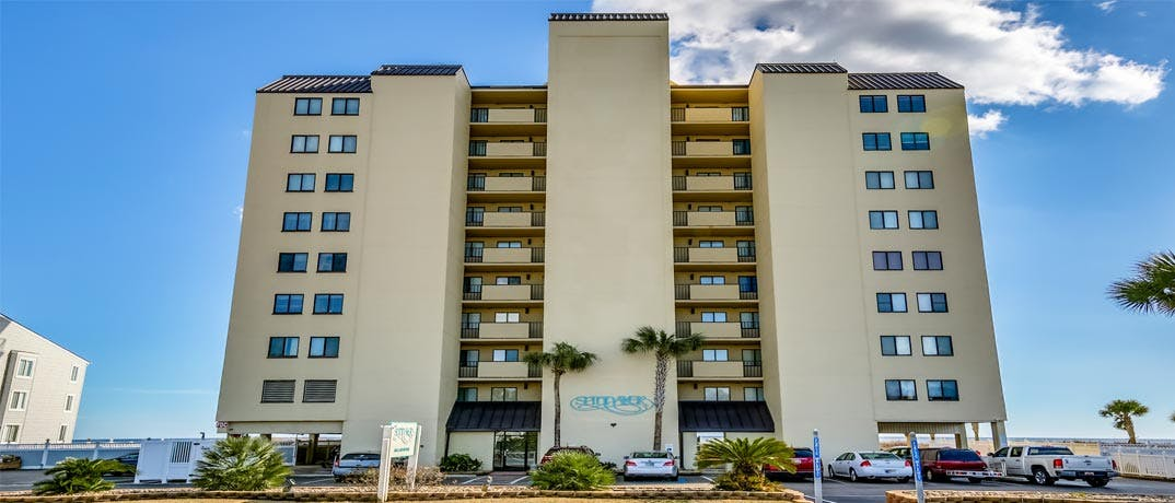 Spinnaker North Myrtle Beach | Spinnaker Condo Rentals