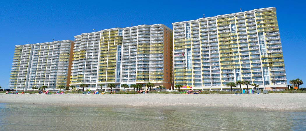 Bay Watch Resort Myrtle Beach North Condo Als Oceanfront