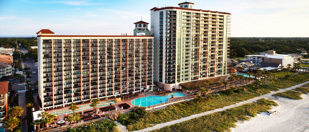 The Caribbean Resort Myrtle Beach