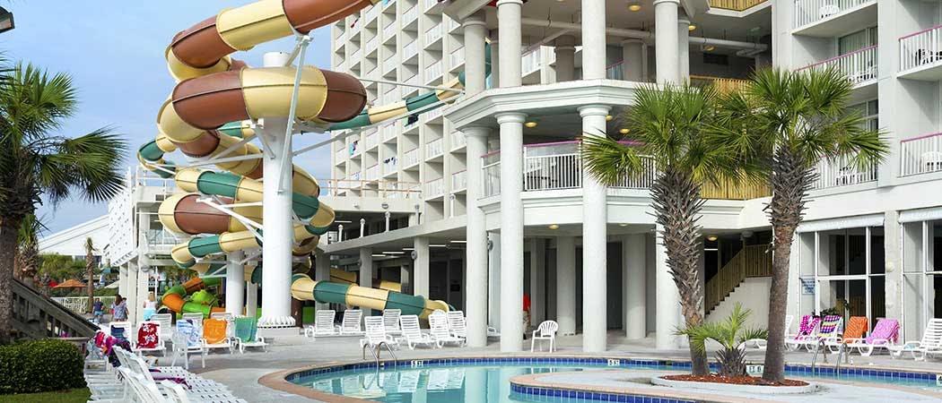 Crown Reef Resort Myrtle Beach Crown Reef Resort And