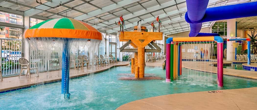 Dunes Village Resort Myrtle Beach Indoor
