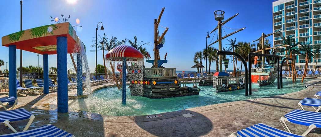 Captain S Quarters Resort Myrtle Beach Myrtle Beach