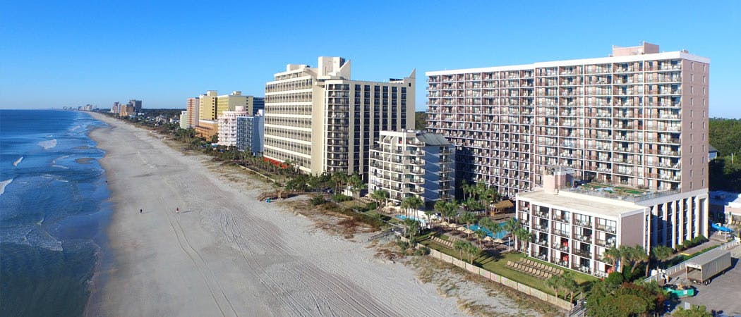 Grande Cayman Resort Myrtle Beach