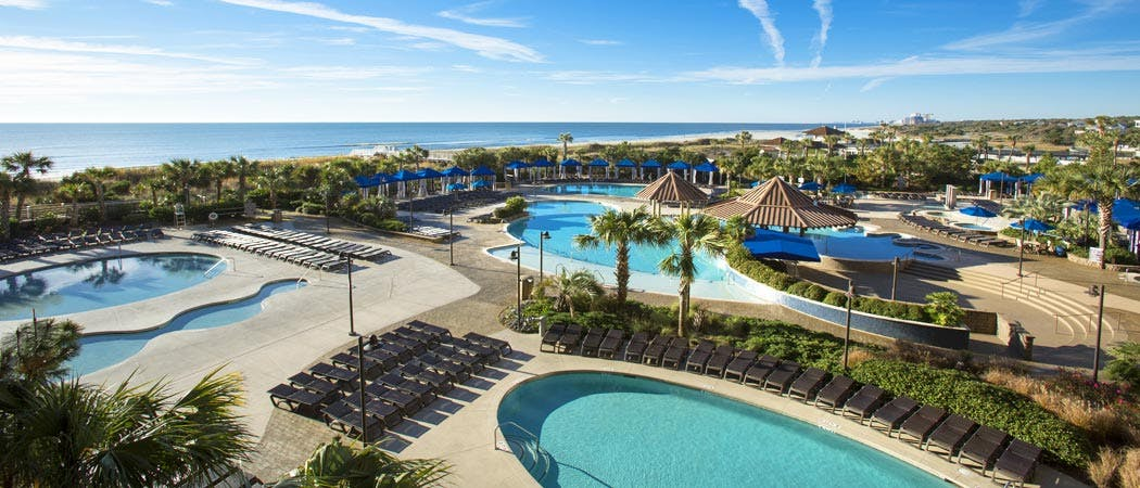 Myrtle Beach Cottages | North Beach Plantation Cottages