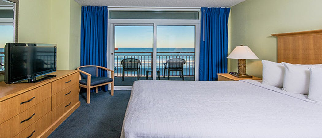 Paradise Resort 2201 South Ocean Boulevard Myrtle Beach